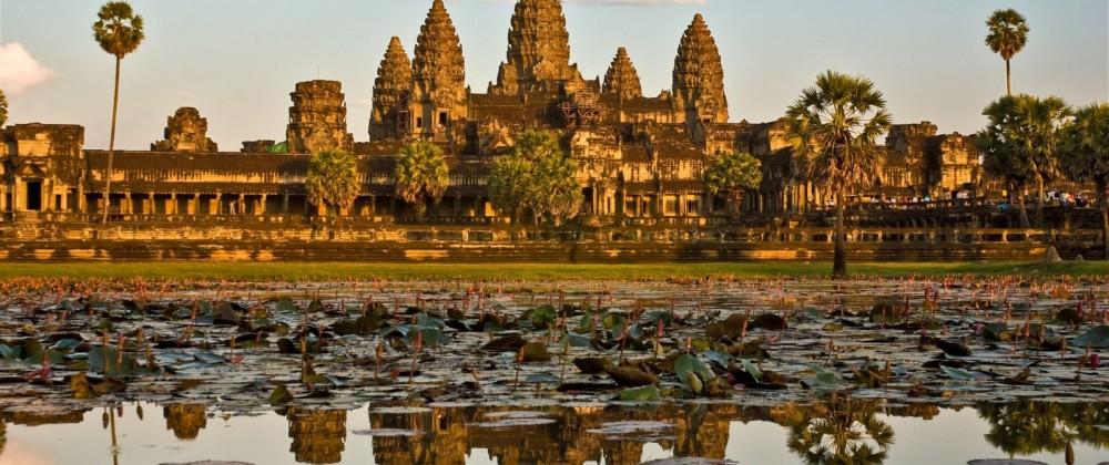 Cambodia Rundrejse – Fra Killing Fields til Angkor Wat 5D/4N