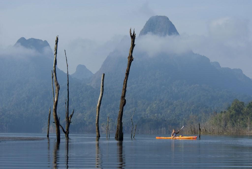 Khao Sok Nationalpark - En af Thailands smukkeste steder