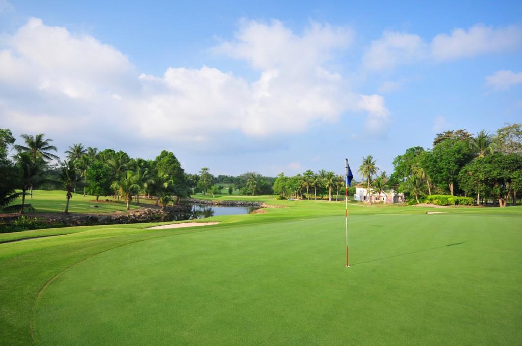 Rayong Green Valley Golf Course, Pattaya