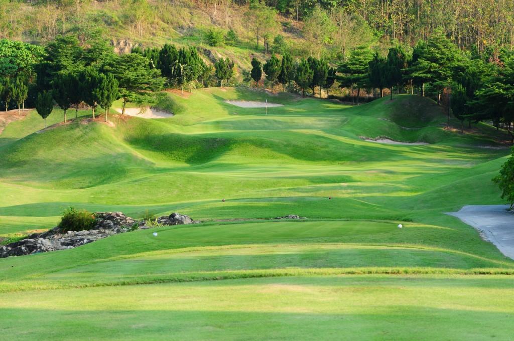 St Andrews 2000 Golf Club, Rayong Thailand