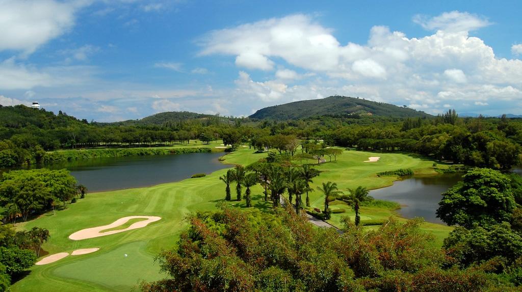Blue Canyon Phuket - Lakes Course