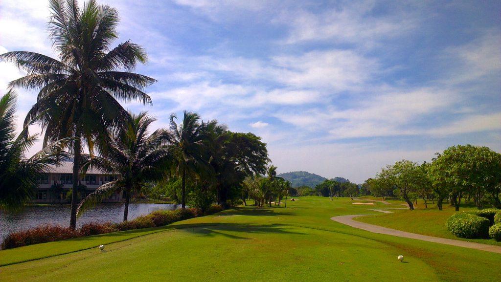 Burapha Golf Club Pattaya