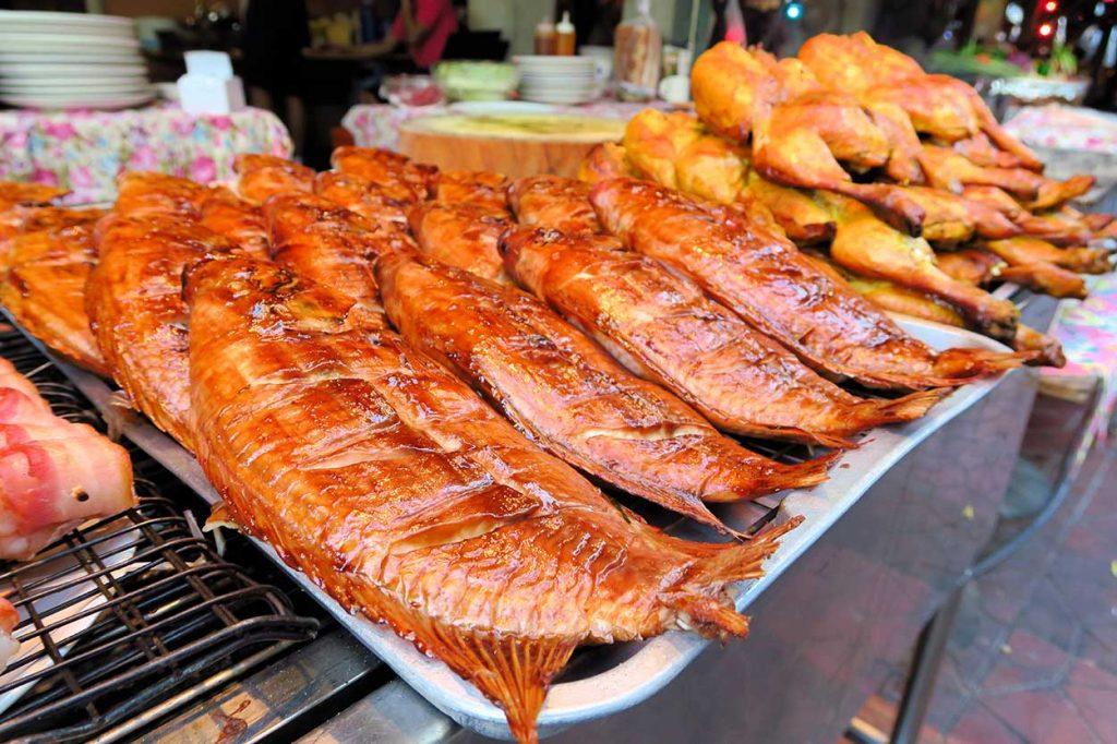 Chinatown Street Food Rundtur