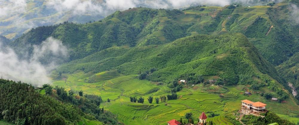 Vietnams nordlige højdepunkter – 8 dages rundrejse i smukke Nordvietnam