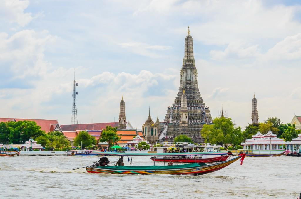 Bangkok kanal og Grand Palace tur