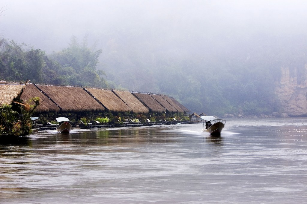 Bangkok, River Kwai & Hua Hin - 14 dage