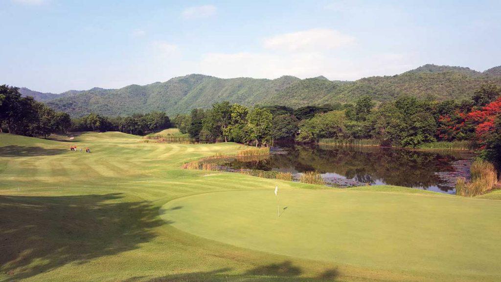 Dragon Hills Golf Club, Rachaburi