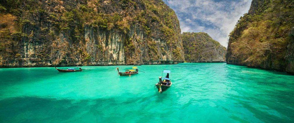Tre Skønne Strande –  Khao Lak, Phi Phi og Koh Lanta  (14 Dage)