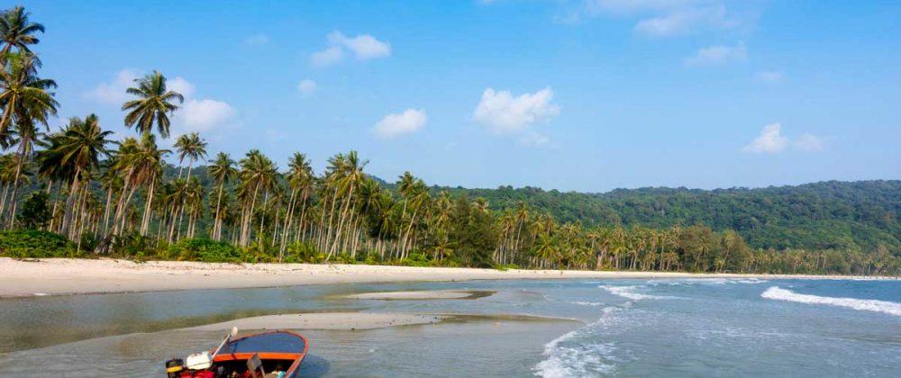 Koh Chang,Koh Mak og Koh Kood– Tre unikke øer i Siam Bugten (14 Dage)