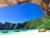 Tre Skønne Strande -  Khao Lak, Phi Phi og Koh Lanta  (14 Dage)