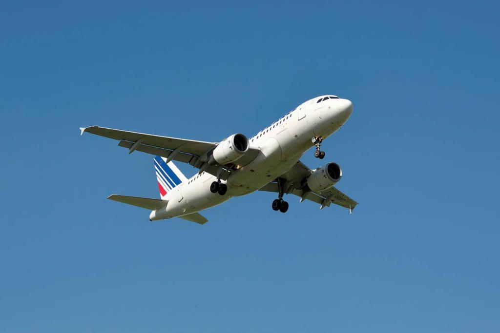 ANMELDELSE: Air France Bangkok - Paris - Billund