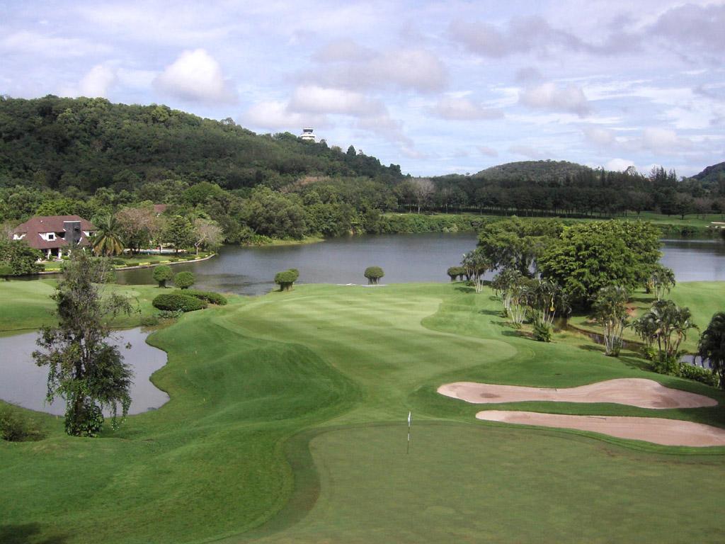Blue Canyon Phuket – Canyon Course