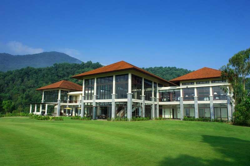 Laguna Lang Co Golf Club, Danang - Vietnam