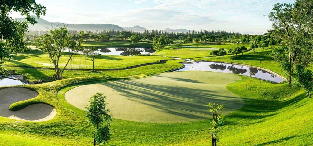 Black Mountain Hua Hin - bedste mesterskabsbane i Thailand
