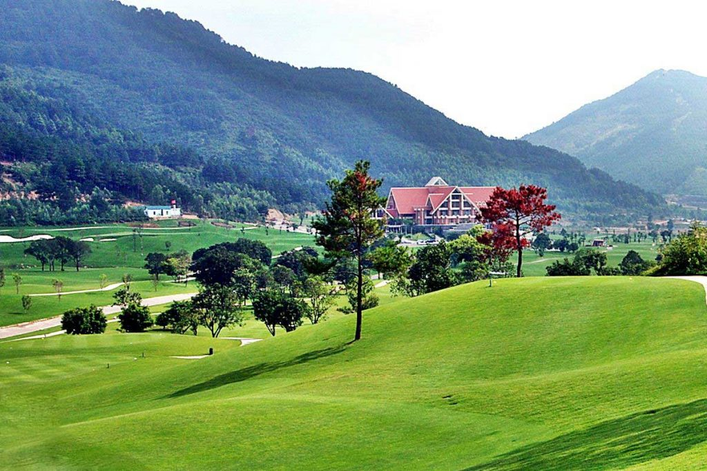 Tam Dao Golf Resort, Hanoi - Vietnam