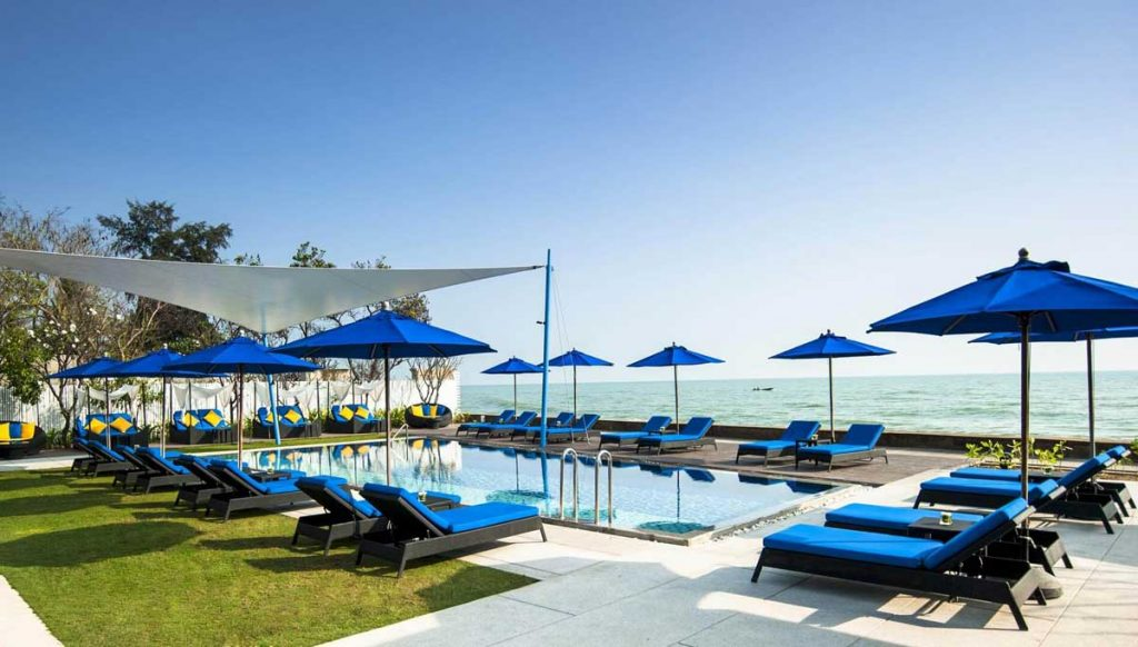 Amari Hua Hin - Moderne og populært hotel i udkanten af Hua Hin