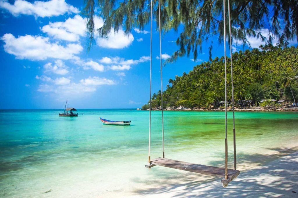 Øhop i den Thailandske Golf (15 Dage)