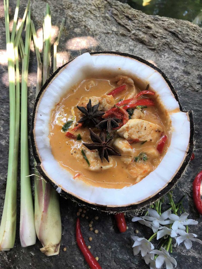 Thai Kokkeskole i Hua Hin