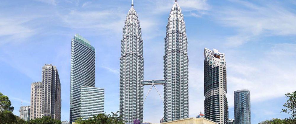 Metropolen Kuala Lumpur og Badebyen Hua Hin.
