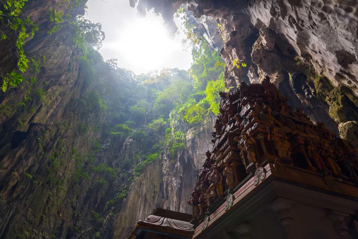 Batu Grotterne i Kuala Lumpur